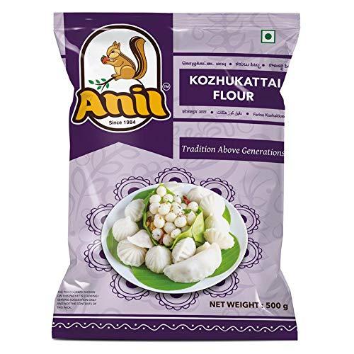 Anil Foods Kozhukattai Flour 500 Gm (Pack of 3)