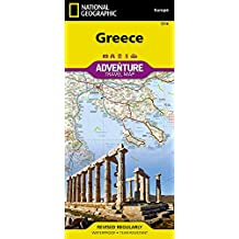 GREECE  1/710.000