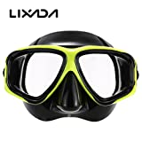 Alcoa Prime Lixada Silicon Diving Mask A...