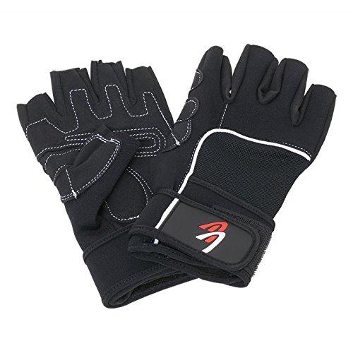 Bootsport Handschuhe MOTIVEX Segelhandschuhe Daumen und Zeigefinger geschnitten Grösse XXL NEU