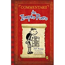 Commentarii de Inepto Puero (Diary of a Wimpy Kid Latin edition)