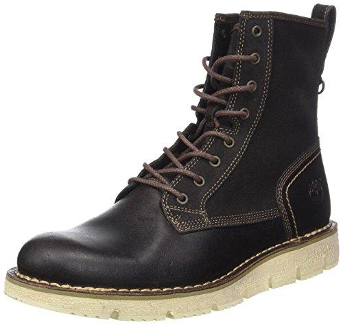 Timberland Herren Westmore Boot Klassische Stiefel, Braun (Potting Soil Frontier), 44 EU