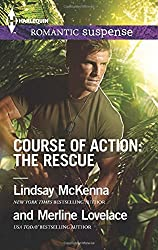Course of Action: The Rescue: Jaguar Night\Amazon Gold (Harlequin Romantic Suspense) by Lindsay McKenna (2-Sep-2014) Mass Market Paperback