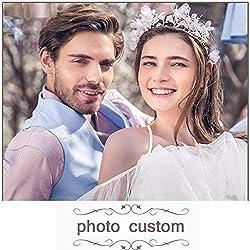 Fotos Benutzerdefinierte Diamant Malerei Voll Runde Diamant Stickerei Machen Sie Ihr eigenes Bild Von Strass Diamant Mosaik 30x50cm