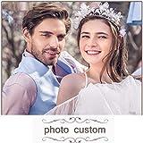 Fotos Custom Diamond Painting Vollrunde Diamant-Stickerei Machen Sie Ihr eigenes Bild von Strass-Diamant-Mosaik 30x40cm