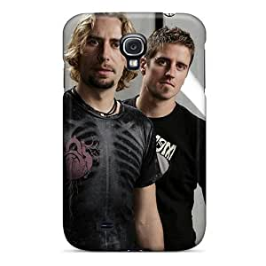 Premium Nickelback Global Male Celebrity Heavy-duty Protection Case For Galaxy S4