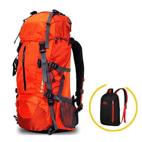 Zaino outdoor/Coppia multi-funzionale zaino/sacchetto di alpinismo/Borsa da viaggio E