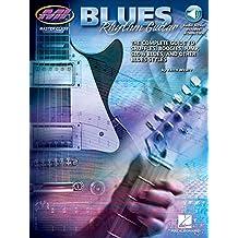 Blues Rhythm Gtr Tab Bk/Cd (Master Class)