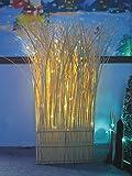 SEPARE' LED 20x50x120cm 40 LED luce bianco caldo