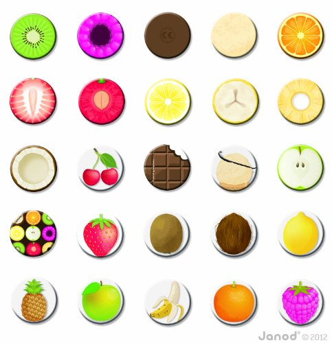Janod-Memo-Frutti-juego-de-memoria-Juratoys-J02839