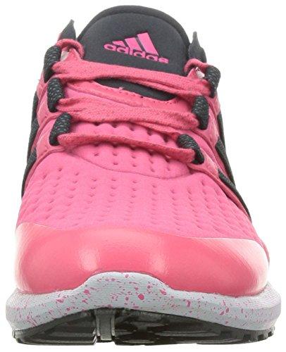 adidas - Climaheat Sonic Boost, Scarpe da corsa Donna Rosa (Pink (Super Pink F15/Dark Grey/Clear Grey S12))