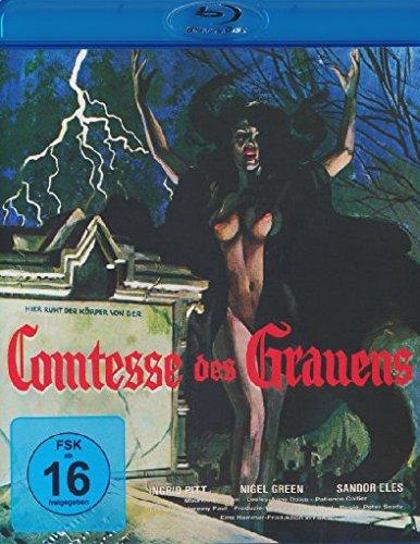 Comtesse des Grauens - Hammer Edition [Blu-ray]