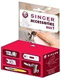 Singer 292117 Box 1 Box für Nähmaschine mit Zubehör Brechstangen