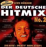Uwe Hübner's Der Deutsche Hitmix No. 2: 50 Hits - Party Non Stop !