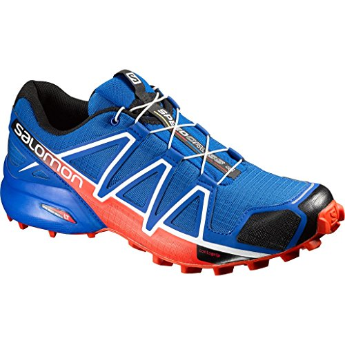Salomon Scarpe Maschili da Corsa e da Escursionismo Speedcross 4