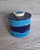 Wasserbutterdose Butterdose mit Wasserkühlung Keramik in puncto