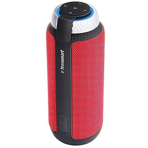 Enceinte Velo - Enceinte Bluetooth Speaker Tronsmart T6 Haut-parleur Bluetooth