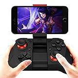 Thanly universel sans fil Bluetooth contrôleur de jeu 3d VR Motion Gamepad Joystick Joypad pour Android Samsung Gear VR S6Edge S7Edge Nexus HTC LG Tablette PC iOS 9.3iPhone 66S Plus Jeux etc avec clip