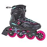 TEMPISH® XT4 MAN / LADY Inline Skates | Damen | Herren | Inliner | Inline Blades | Aluminiumschiene | ABEC7 Chrome Kugellager | Größen 38-46