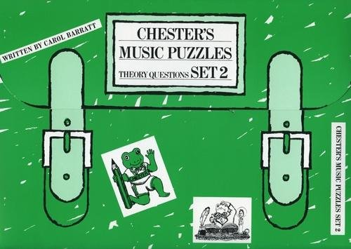 Chesters Music Puzzles - Set 2