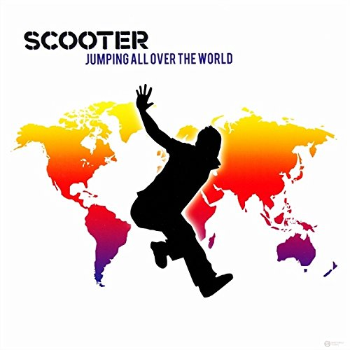 Scooter / Jumping All Over The World / Vinyl Maxi