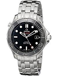 Omega 212.30.41.20.01.003 - Reloj , correa de acero inoxidable