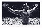 Close Up Arnold Schwarzenegger Poster Enjoyment (91,5cm x 61cm)