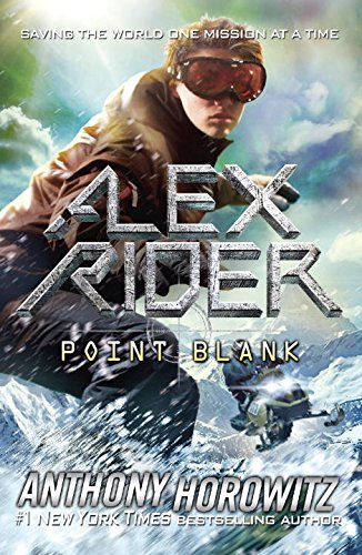 Point Blank: An Alex Rider Adventure