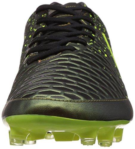 Nike Herren Magista Ola Fg Fußballschuhe Schwarz (Schwarz/Gelb)