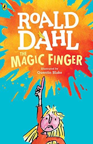 The Magic Finger por Roald Dahl