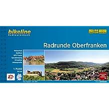 Radrunde Oberfranken: 552 km (Bikeline Radtourenbücher)