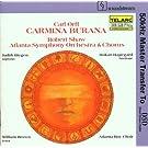 Orff: Carmina Burana [SACD]