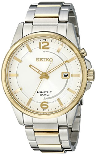 seiko-ska672-herren-core-silber-zifferblatt-zwei-ton-steel-power-reserve-kinetic-uhr