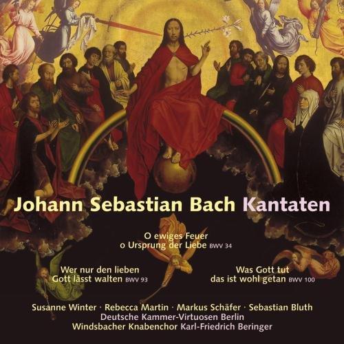 Preisvergleich Produktbild Kantaten BWV 34,  93,  100