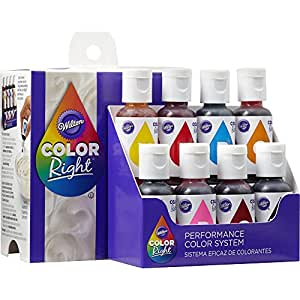 Wilton Color Right Performance Color System, 601-6200