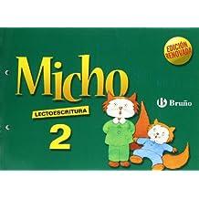 Micho 2 Lectoescritura - 9788421651025
