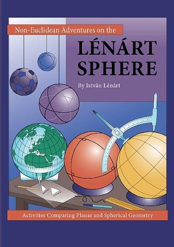 Non-Euclidean Adventures on the Lénárt Sphere (English Edition)