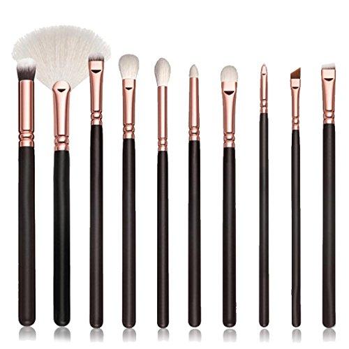 rosennie-10pcs-cosmetic-brush-makeup-brush-sets-kits-tools