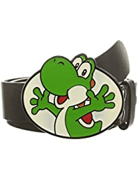 Nintendo Gürtel -XL- Yoshi (Gürtel+Schnalle)