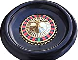 LARGE 16 INCH ROULETTE WHEEL WITH BALLS