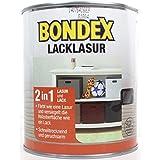 Bondex Lacklasur nussbaum dunkel, 0,75 Liter