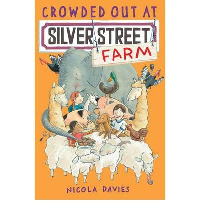 [(Crowded Out at Silver Street Farm)] [ By (author) Nicola Davies, Illustrated by Katharine McEwen ] [August, 2012]