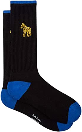 PS by Paul Smith Men's Sock Zebra