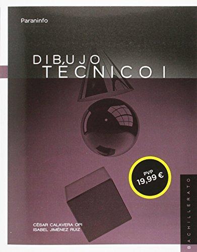 Descargar Libro Dibujo técnico I. 2da Edición (LOMCE) de CESAR CALAVERA OPI