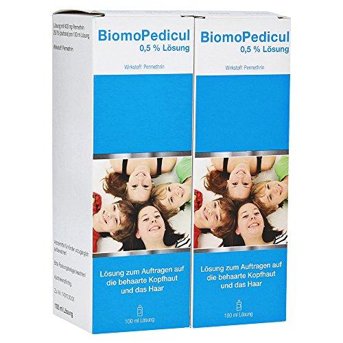 Biomopedicul 0,5%, 200 ml Lösung