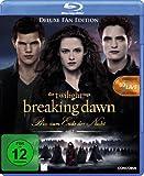 Breaking Dawn - Bis(s) zum Ende der Nacht Teil 2 [Blu-ray] [Deluxe Edition]