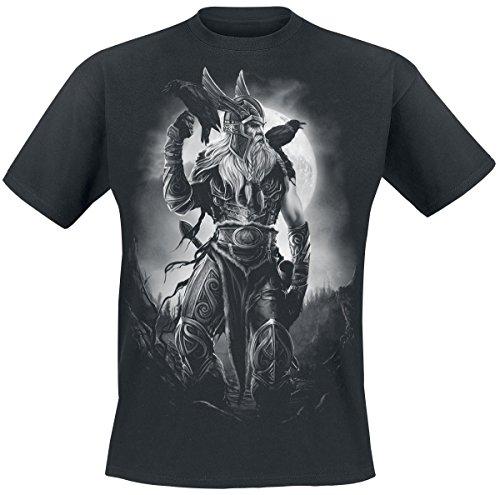 Toxic Angel Odin T-Shirt nero M