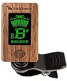 Beatberry Clip-On Stimmgerät aus Holz
