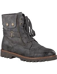 Tamaris Damenschuhe 1-1-25250-29 Damen Stiefel, Boots, Damen Stiefeletten 81fc895a0d