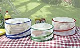 Pop Up Food Covers Pack of 3 by iOSSS